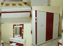 غرف نوم جاهزة مع التوصيل والتركيب