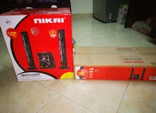 nikai home theater brand new not used