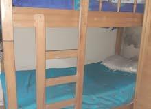 غرفة نوم مستعملة