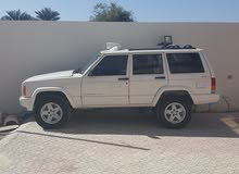 Jeep Cherokee 2000 For sale - Beige color