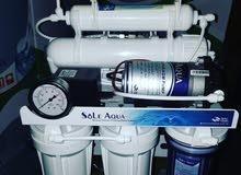 فلاتر لتنقية المياه 6 مراحل توصيل وتركيب مجاني الى كافة انحاء الامارات  . ضمان