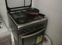 بوتاجاز غاز طبيعي بالشارقة الخان cooking range