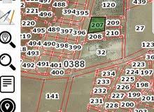 ارض في جريبا 1167 م2 بسعر مغري