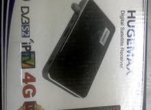 عرض ريسيفر HD هيوماكس HUGEMAX digital Satellite Receiver