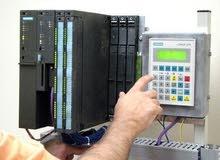 دورة في مجال المتحكم المنطقي المبرمج سيمنس PLC S7 300