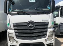 2012 Mercedes-Benz Actros 1845