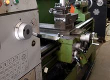 Complete Set of Workshop with machinery for sale