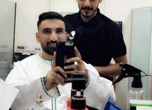 حلاق مغربي خبرة في دول الخليج ابحث عن عمل