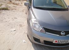 نيسان تيدا 2011 للبيع