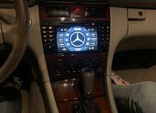 شاشة مرسيدس اندرويد 10 Mercedes Android radio