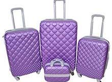 حقيبة سفر دوارة ABS RP857/4P، 74 سم