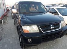 Mutsneshi ..pajero 2005 سيارة نظيفة جدا