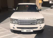 RANGE ROVER SPORT - SUPERCHARGED FULL OPTION