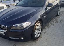 BMW 2015 iللبيع بي ام دبليو 520