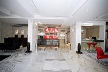 شقة مفروشة السالمية مساحات كبيرة  - fully furnished apartment in salmyia