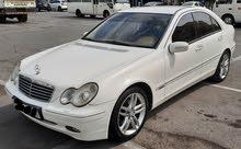Mercedes 2003 C240 GCC