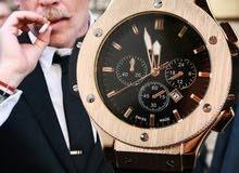 ساعات هوبلوت بتصميم راقي وسعر مغري