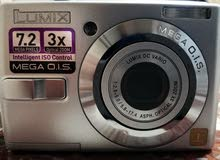 Digital Panasonic Linux camera