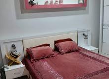غرفة نوم زوجية استعمال بسيط