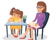 معلمة لتدريس الطلاب منهج وزاري خبرة 14 عام