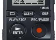 جهاز تسجيل صوت sony للبيع