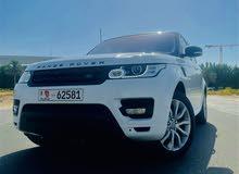 Under warranty Range Rover sport for sale