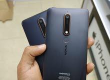 Nokia 6.1  RAM 4GB,ROM 32GB 16MP camera and 3000mah battery