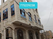 عمارة للبيع في صنعاء شارعين جديد