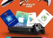 JoWalletCard For Prepaid Gift Cards