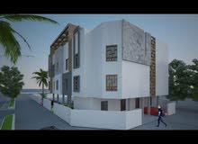 New building in saar for rent contact: