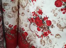 لبسات فرش ومخدات  مختلف الاحجام والمقاسات