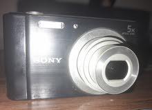 كاميرا سوني سايبر شوتw800