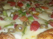 شيف بيتزا و جميع انوع المعجنات و الخبيز