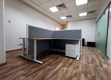 Fully furnished offices at Sada Business Centers