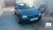 2000 Used Corsa with Automatic transmission is available for sale