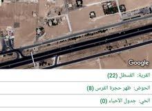 ارض للبيع من المالك مباشره عمان على طريق المطار