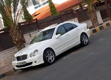 km Mercedes Benz C 200 2006 for sale