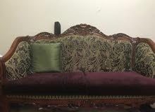 7-Seats Living Room - Al Ain