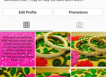Follow our Instagram @preloved973