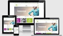 تصميم مواقع الكترونية جديدة