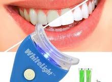جديد مبيض الاسنان