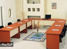 مصنع فن المكاتب  لانتاج الاثاث المكتبي والمعدني للشركات والمنازل