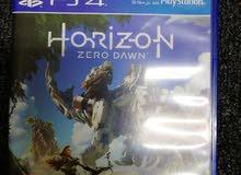horizon zero dawn للبيع او التبديل شبه جديد
