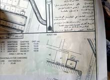 للبيع أرض سكني تجاري السنينه
