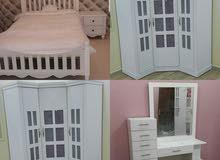 لبيع غرف نوم  تفصيل حسب الطلب