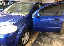Blue Chevrolet Aveo 2009 for sale