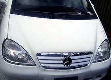 White Mercedes Benz A Class 2001 for sale
