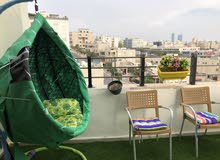 Fifth Floor apartment for rent in Amman