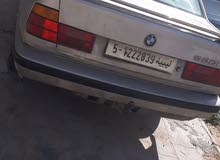 Manual BMW 1990 for sale - Used - Tripoli city