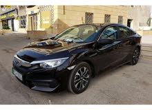 Gasoline Fuel/Power car for rent - Honda Civic 2018